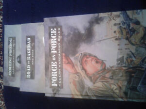 Force on Force modern warfare rule books
