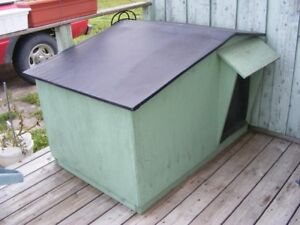 Dog House for a Larger Dog