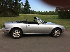 1992 Mazda Miata mint 62,000 km