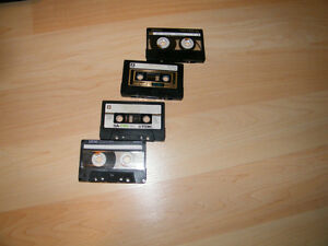 Chrome Audio Cassettes Kawartha Lakes Peterborough Area image 1