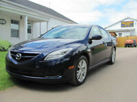 2009 Mazda 6 GS Sedan, 4cyl, 6 speed....New Mvi & Warranty!!