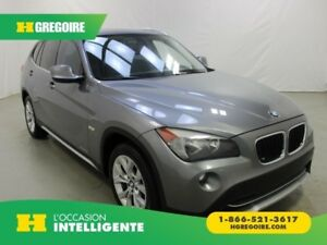 2012 BMW X1 2.8I Xdrive Cuir Toit-Ouvrant Mags Bluetooth