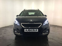 2015 PEUGEOT 2008 ACTIVE E-HDI DIESEL SERVICE HISTORY FINANCE PX WELCOME