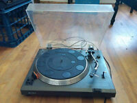 Great Sony Turntable and Nakamichi Stereo Receiver - $300 OBO
