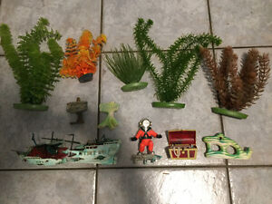 Used Aquarium Accessories