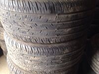 (PAIR) CONTINENTAL CONTIPRO CONTACT 235/45R18