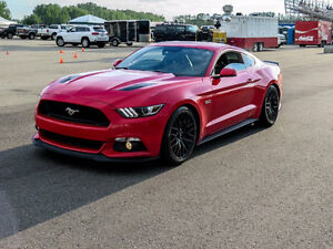 2015 Ford Mustang GT Premium Performance Package Coupe (2 door)