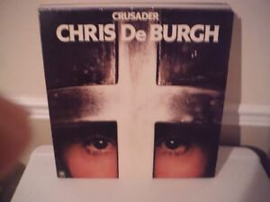 Chris de Burgh., Crusader