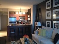 Amazing Partially Furnished Luxury Condo in Mississauga!