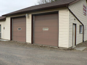 Large storage unit in Bancroft, can be used for a vehicle