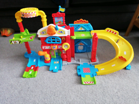 Vtech toot drivers fire station for sale