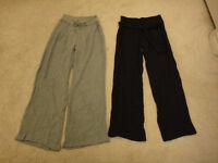 Light cotton stylish pants - New!