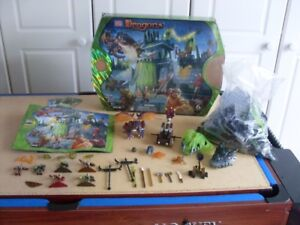 Jeu de construction Dragons Vorgan plasma fortress lego