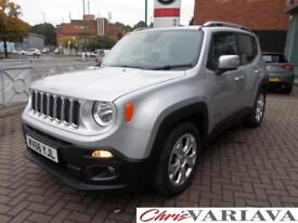 2016 Jeep Renegade M-JET LIMITED Diesel grey Manual