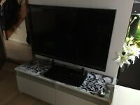 TV, stand and coffee table pack