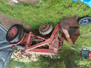 Antique Compact Tractor
