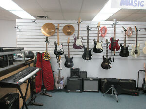 **FRONT ROW SEAT** selection of Musical Instruments