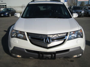 2007 Acura MDX SH SUV, Carproof Verifed Certified Call For More