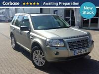 2010 LAND ROVER FREELANDER 2.2 Td4 HSE 5dr Auto
