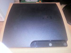 PS3 Slim Console. Dead/Dying Blu-Ray Drive