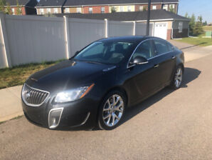 2012 Buick Regal GS w/1SX Sedan