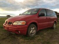 1997 Pontiac Trans Sport Familiale