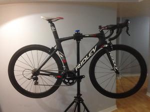 Ridley Noah 2016 carbon road bike size M 54cm shim 105  Zipp hub