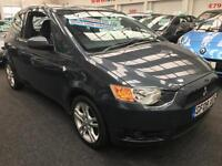 2009 MITSUBISHI COLT 1.3 CZ2 Auto From GBP3850+Retail package.