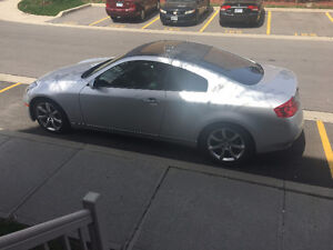 2006 Infiniti G35 Coupe - LOW KM's - Original Condition REDUCED