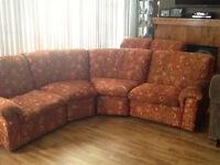 4 pc sofa sectional
