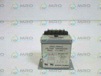 Scientific Columbus Voltage Transducer Vt110a2-1 New No Box