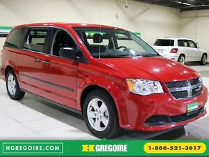 2015 Dodge GR Caravan Canada Value Package AUTO A/C GR ELECT MAG