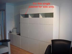 IKEA Besta Cabinet - Single Peterborough Peterborough Area image 1