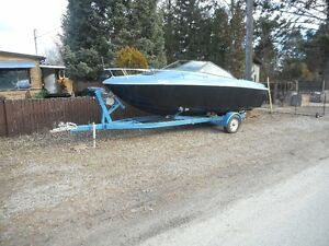 2500 $ boat and trailer
