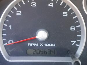 Ford Ranger 4x4 4 litres 2007