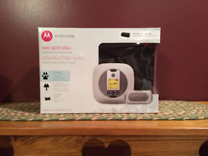 MOTOROLA WIRELESS FENCE SYSTEM