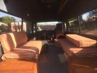 Ldv convoy camper van please read description