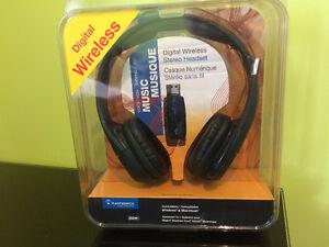 Casque d'écoute sans fil USB avec micro Plantronics 995 neuf