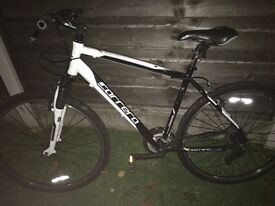 2015 Carrera crossfire 1 bike bicycle