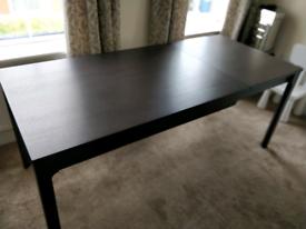 Ekedalen extending table from IKEA