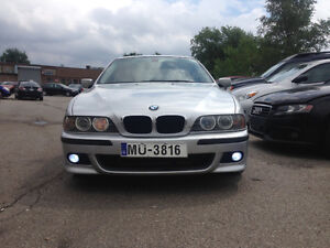 2003 BMW 5-Series 530i M package Sedan