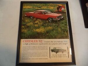 OLD CLASSIC MUSCLE CAR ADS Windsor Region Ontario image 9