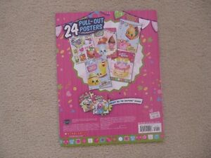 Shopkins Poster Book