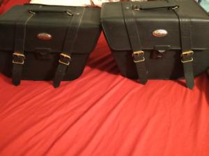 Motercycle Saddle Bags 75-100$