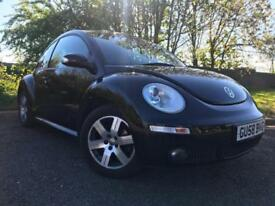 VOLKSWAGEN BEETLE 1.6 LUNA - MANUAL - 2008/08