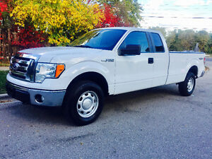 2010 FORD F-150 XLT EXTENDED CAB HARD TO FIND LONG BOX 4X4!!