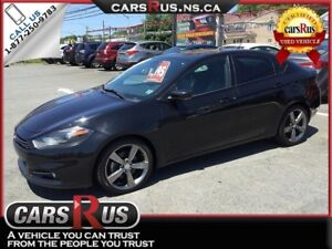 2014 Dodge Dart GT     FREE 1 YEAR PREMIUM WARRANTY INCLUDED!