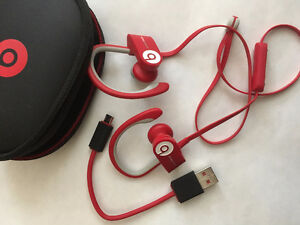Powerbeats2 By Dr Dre (RED) Bluetooth Wireless Headphones