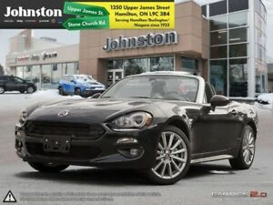 2017 Fiat 124 Spider Lusso  - Leather Seats - $101.67 /Wk