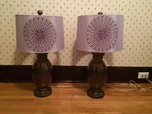 Set of 2 Lamps